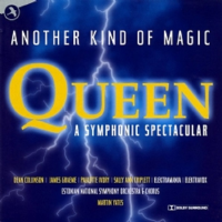 Another Kind Of Magic Concert Cast Recording Double CD